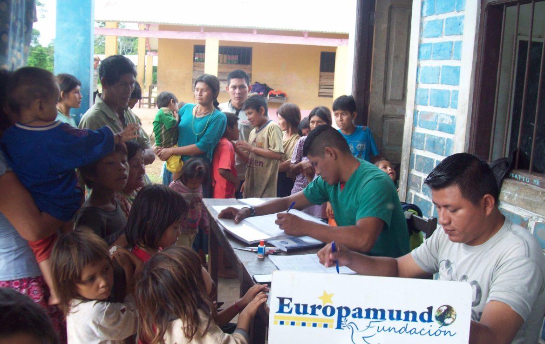 Proyecto financiado por Europamundo